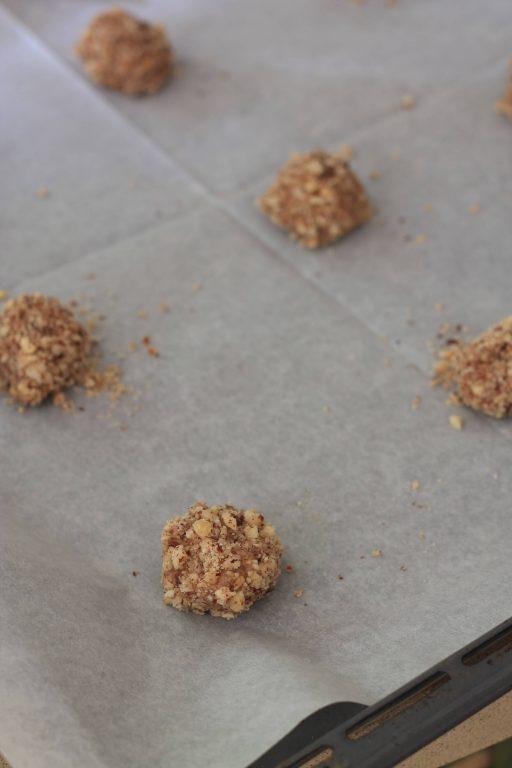עוגיות אגוזי לוז כשרות לפסח