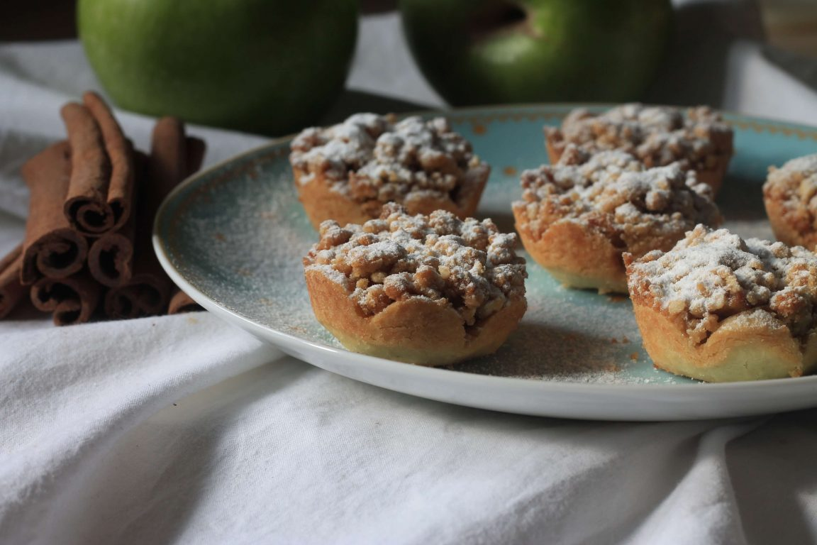עוגיות פאי תפוחים