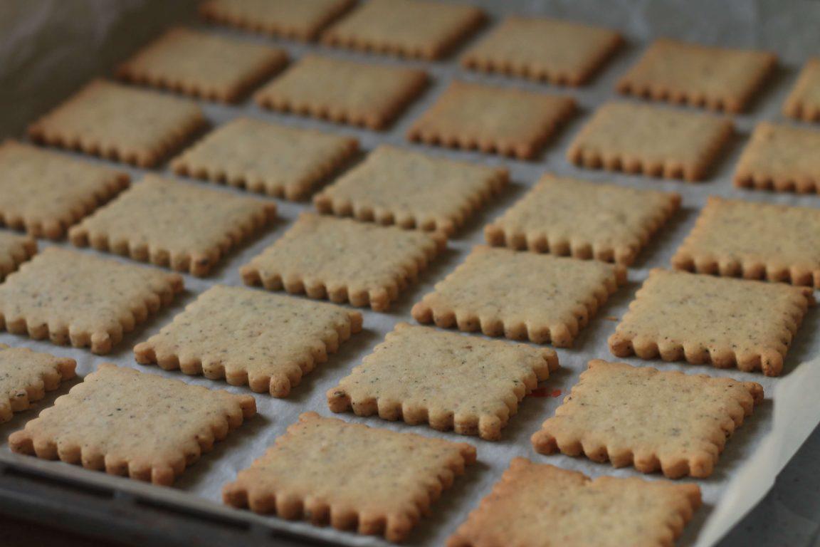 עוגיות צ'אי מסאלה