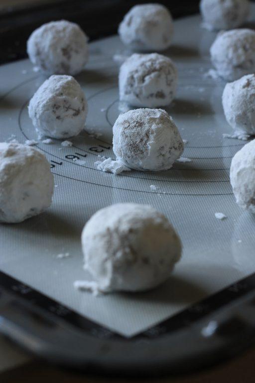 עוגיות קינמון מצופות