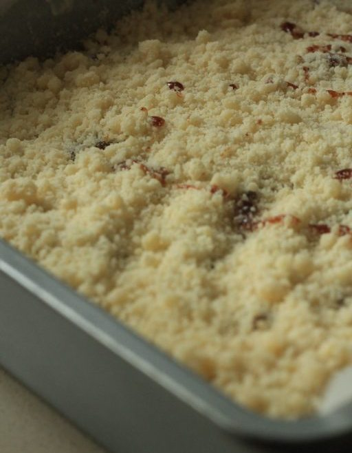 apples in cream cheese bars