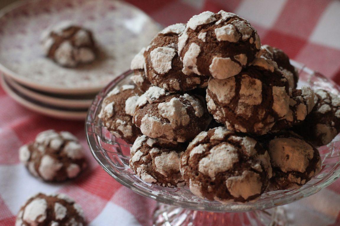 עוגיות שוקולד פיצוץ
