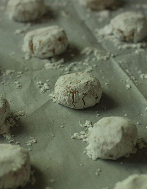עוגיות לימון ושקדים לפסח