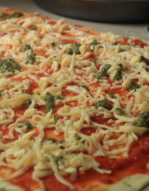 פיצה ספירלה