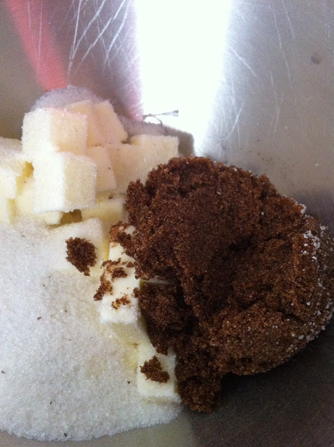 עוגיות שוקולד צ'יפ - בננה