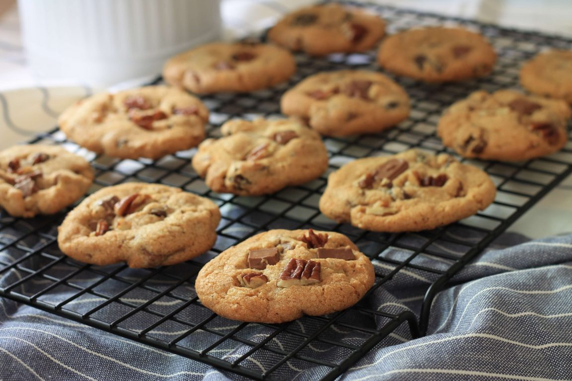 עוגיות שוקולד צ'יפ