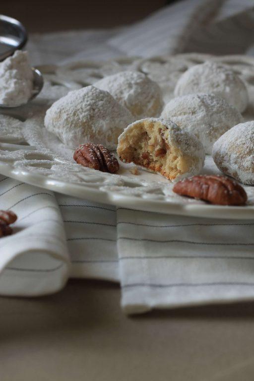 עוגיות חמאה - פקאן