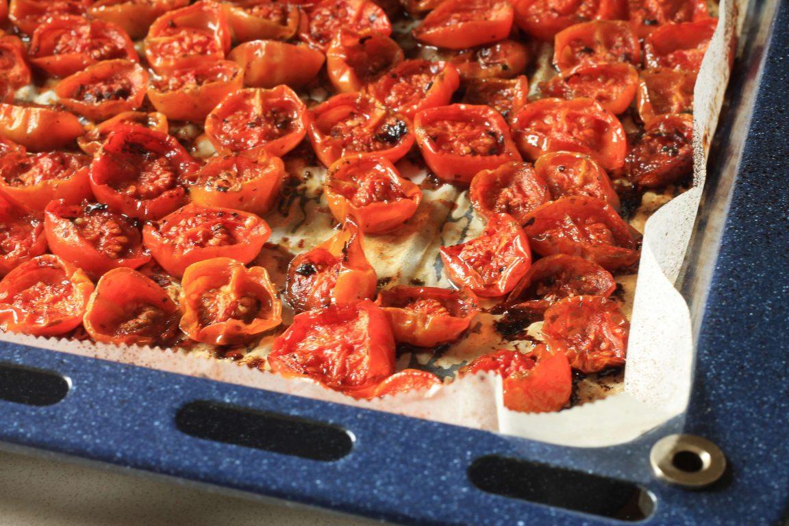 עגבניות שרי מיובשות