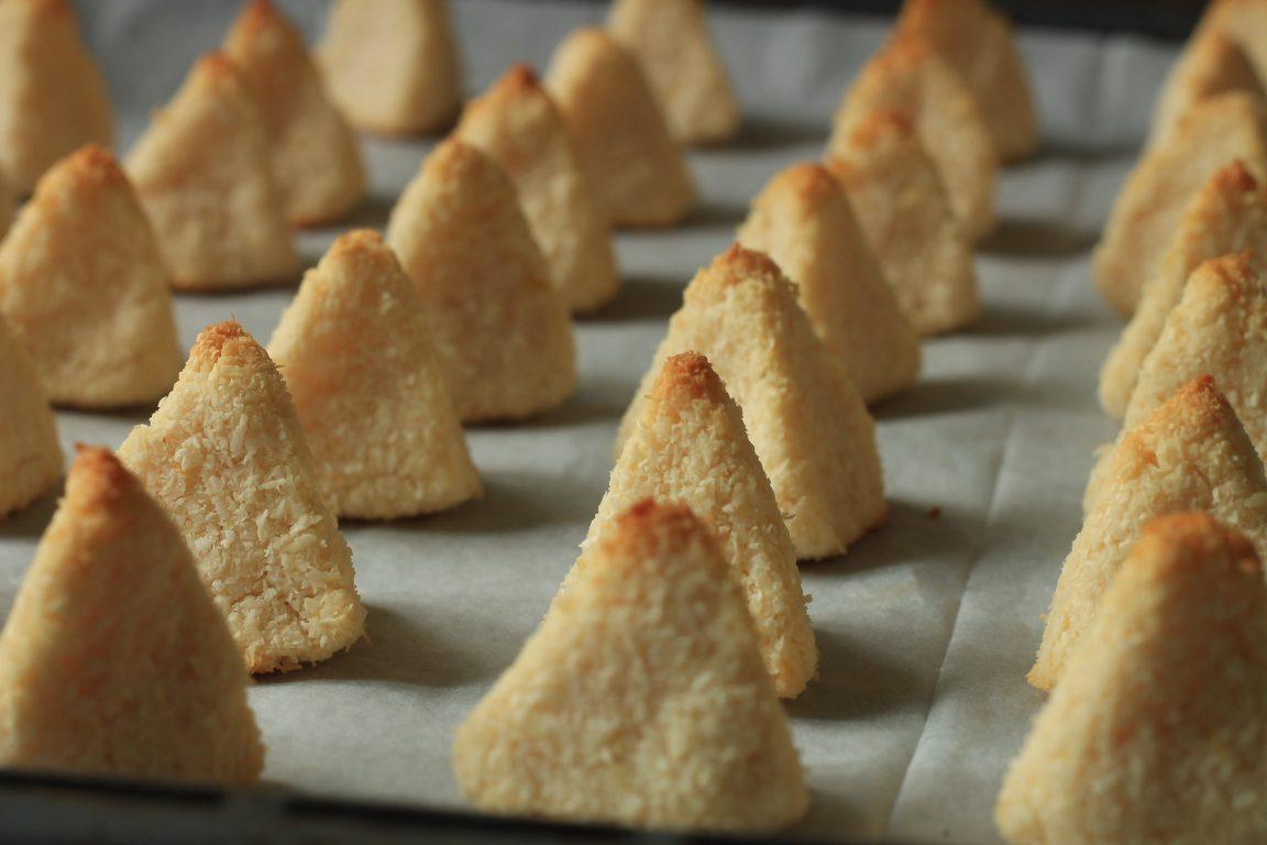 פירמידות קוקוס לפסח