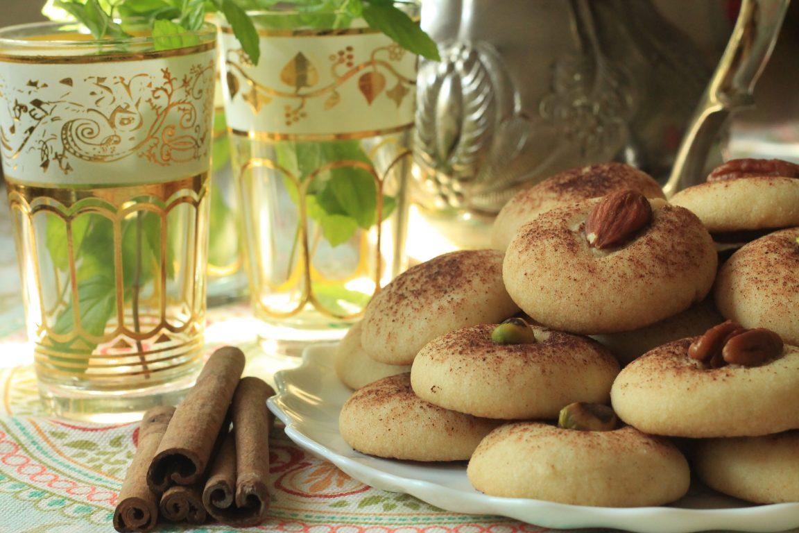ר'ייבה - עוגיות חול מרוקאיות