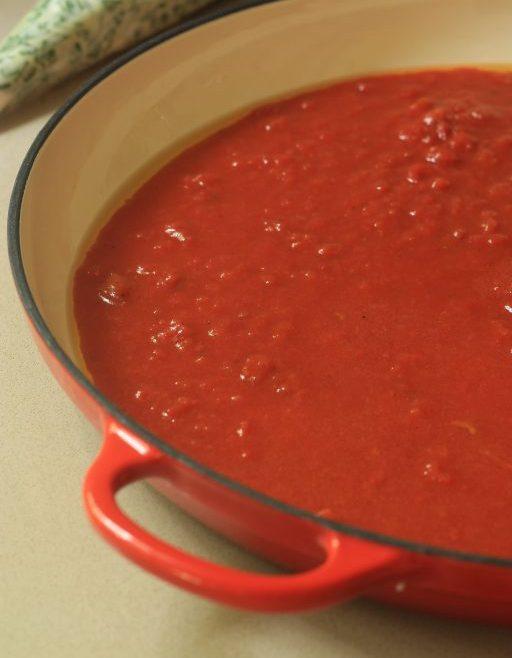 קונכיות פסטה במילוי תרד וגבינה