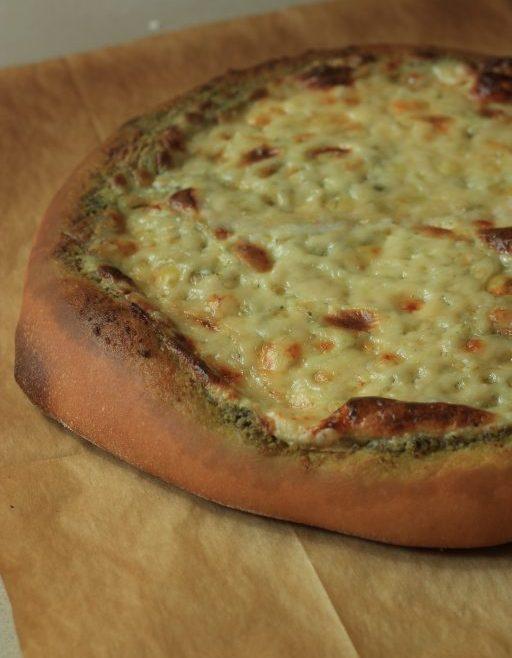 פיצה ביאנקה