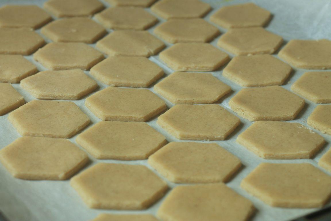 עוגיות דבש ומלח
