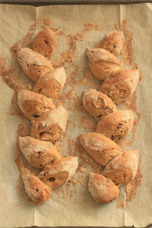 שיבולים - מקלות לחם ערמונים