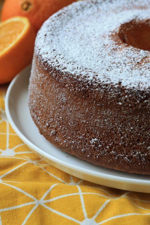 עוגת התפוזים של אמא