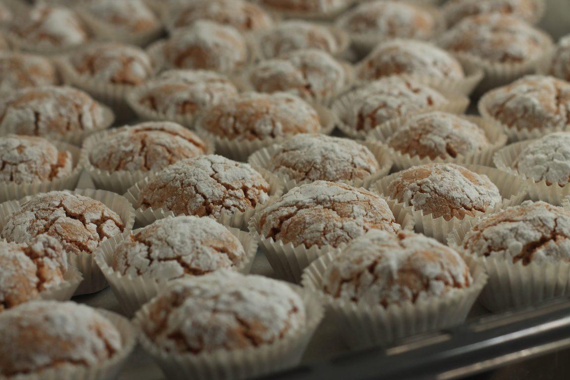 עוגיות בוטנים ללא גלוטן