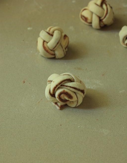 כדורי בבקה במילוי שוקולד