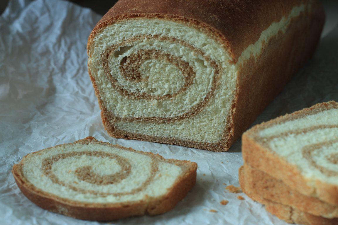 לחם כוסמין לכריכים