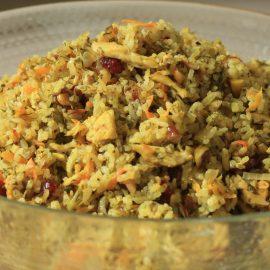 באחש אורז חגיגי