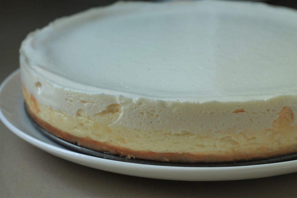 עוגת גבינה ויוגורט